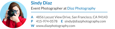 Email-signature-for-photographer